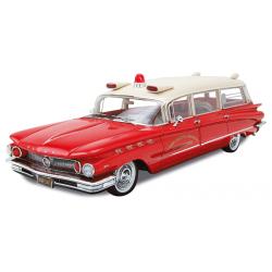 Ambulance Buick Electra...