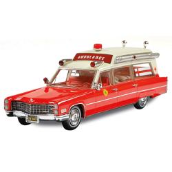 Cadillac Ambulance Pompiers...