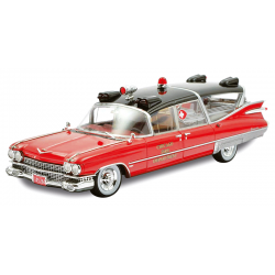 Cadillac Pompiers Secours...