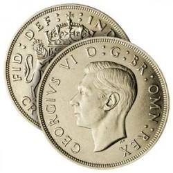 Ultime Couronne Royaume-Uni 1937 Argent