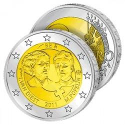 2 Euros Belgique 2011 - Journée Mondiale de la Femme