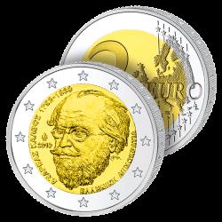 2 Euros Grèce 2019 –...