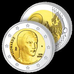 2 Euros Italie 2019 –...