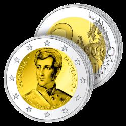 2 Euros Monaco – Prince...