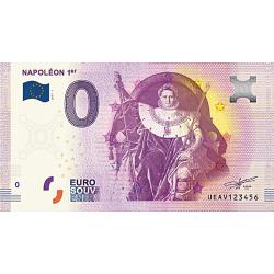 Billet 0€ Napoléon Ier