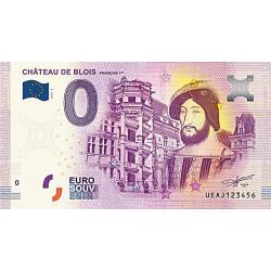 Billet 0€ François Ier