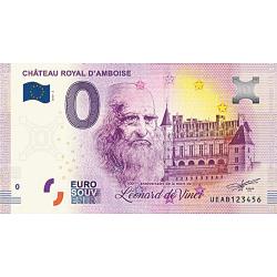 Billet 0€ Léonard de Vinci