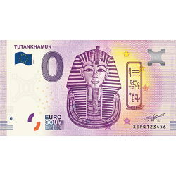 Billet 0€ Toutankhamon