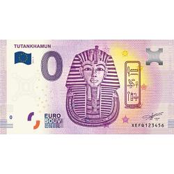 Billet 0€ Toutankhamon