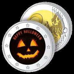 2 €uros Inédite Halloween 2019