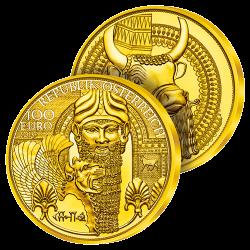 100 €uros Or Nabuchodonosor