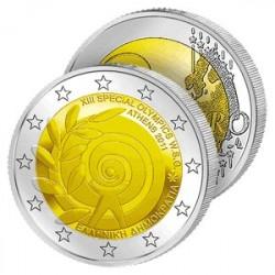 2 Euros Grèce 2011
