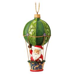 Père Noël en Ballon