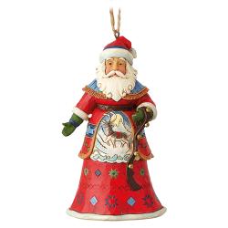 Père Noël avec les Grelots