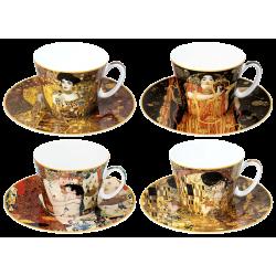 Offre 4 Tasses Gustav Klimt