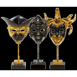 Les Trois Masques Venise...