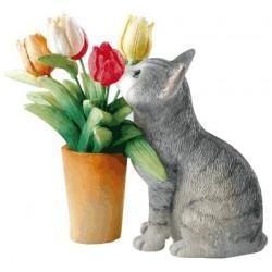 Grisou et les tulipes