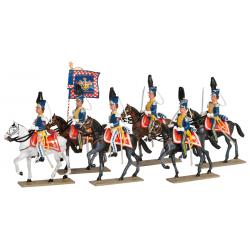 L'Escadron des Carabiniers...