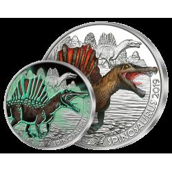 3 €uros Le Spinosaurus