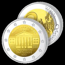 2 Euros Estonie 2019 –...