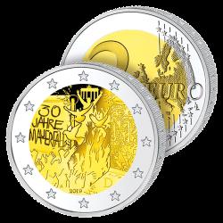 2 Euros Allemagne 2019 –...