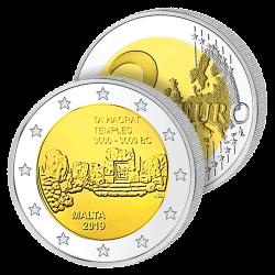 2 Euros Malte 2019 –...