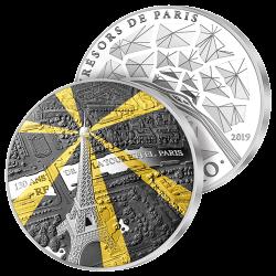 10€ Argent France Tour...