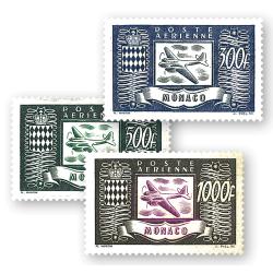 Les 3 Aériens Rares type 1949