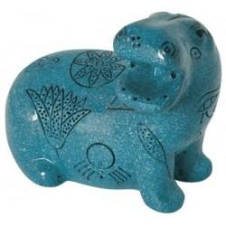 Hippopotame Porte-Bonheur