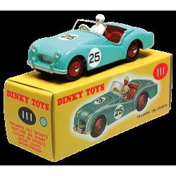 Triumph TR2 Dinky Toys