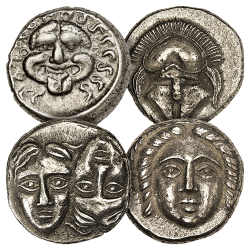 Les 4 Grandes Figures...