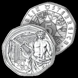 5€ Argent 2020 – Monnaie du...