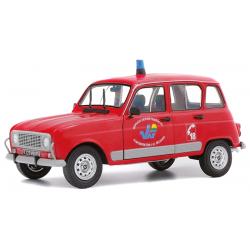 La Fameuse 4L des Pompiers