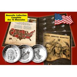 Nouveaux Quarter-Dollars...