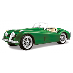 Jaguar XK120 type 1951