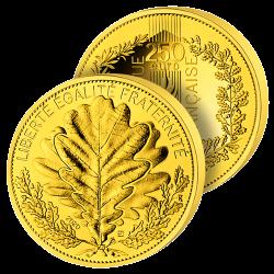 250€ Or Pur Le Chêne 2020