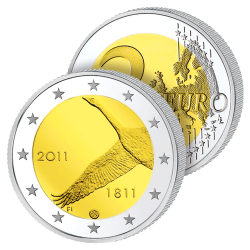 2 Euros Finlande 2011 –...