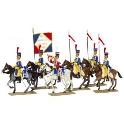L'Escadron des Lanciers Gendarmes Impériaux