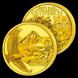 50€ Or Hauts Cols des Alpes