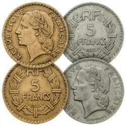Les 5 Francs de 1945