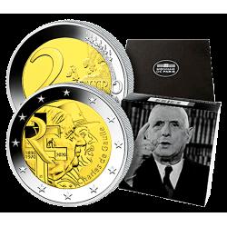 La Magnifique 2€ de Gaulle...