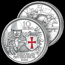 10€ Argent & Couleur...