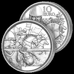10€ Argent Classique...