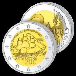 2 Euros Estonie 2020 –...