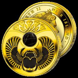 Dollar Scarabée Onyx...