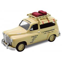 Renault Colorale – Alger 1950