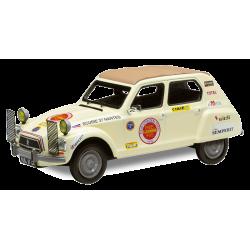 La Citroën du Raid...