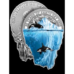 La Monnaie Iceberg 2020