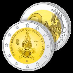 2 Euros Italie 2020 – Corps...