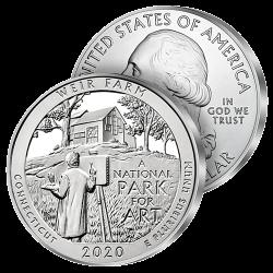 Monnaie Géante Connecticut